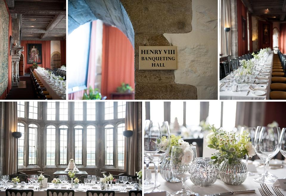 Grand wedding - historical Kent wedding venues - Leeds Castle © Fiona Kelly Photography