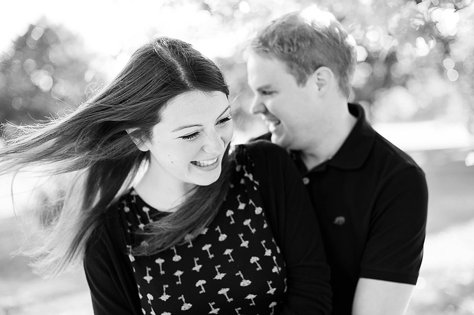 Engagement photoshoot © Fiona Kelly Photography