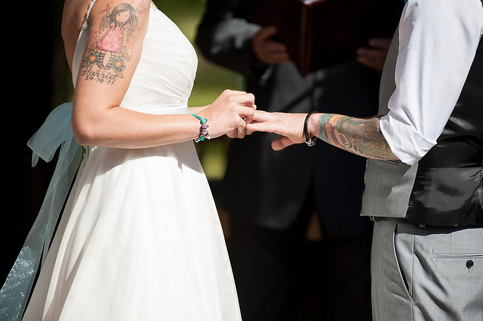 Sussex exchange wedding