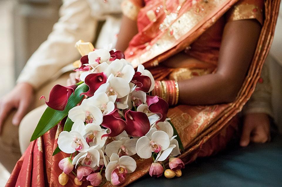 silk flowers for brides bouquet_0024