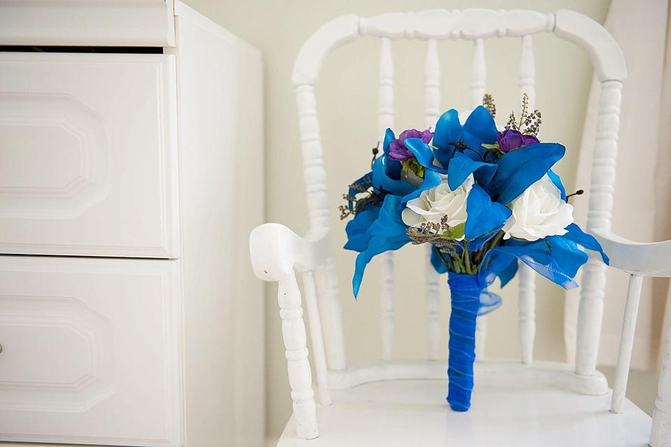 silk flowers for brides bouquet_0041