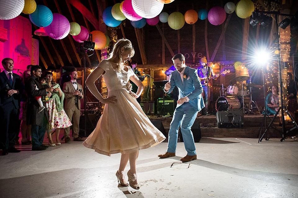 wedding first dance at preston court