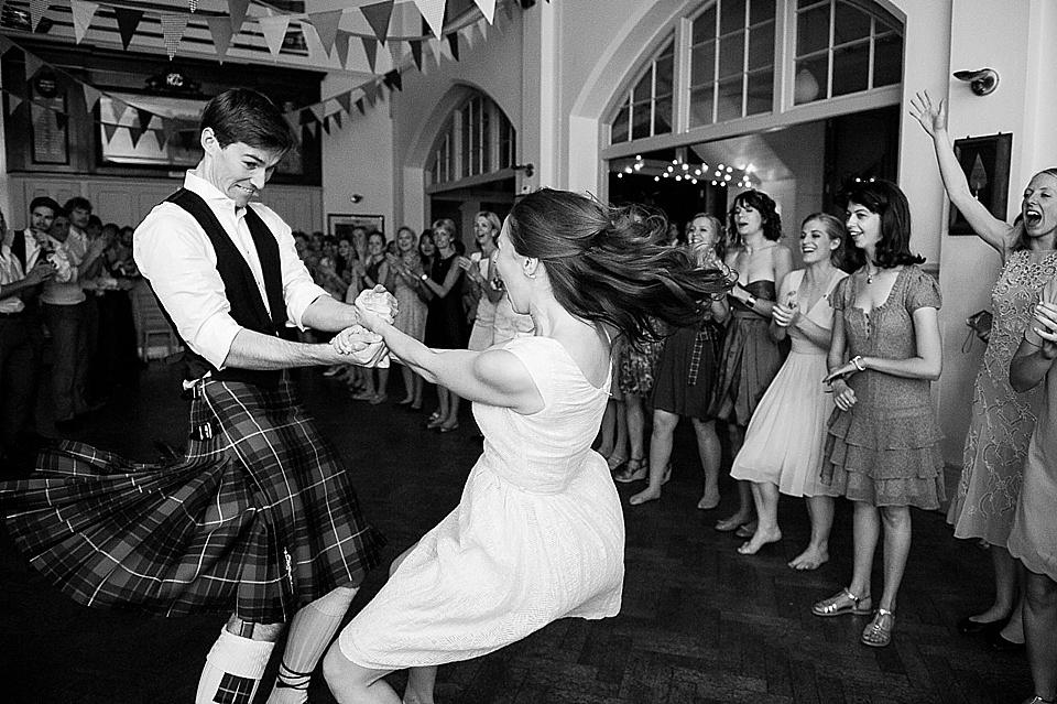 wedding first dance ceilidh