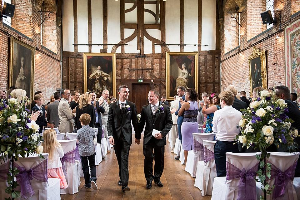 Warren Andy S Wedding At Hatfield House