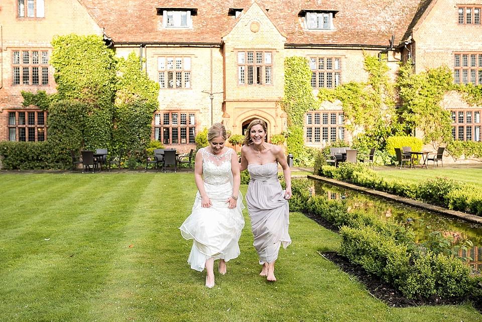 Woodhall Manor wedding fiona kelly
