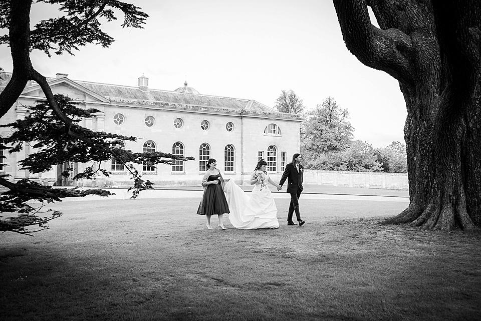 Woburn Abbey wedding fiona kelly