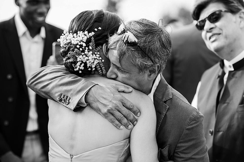 Emotional wedding photography Tuscany