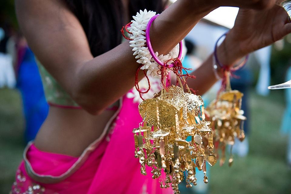 Kalire - Indian wedding bells ceremony