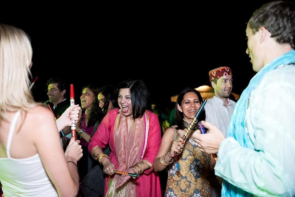 Gujarati wedding in Tuscany - Raas