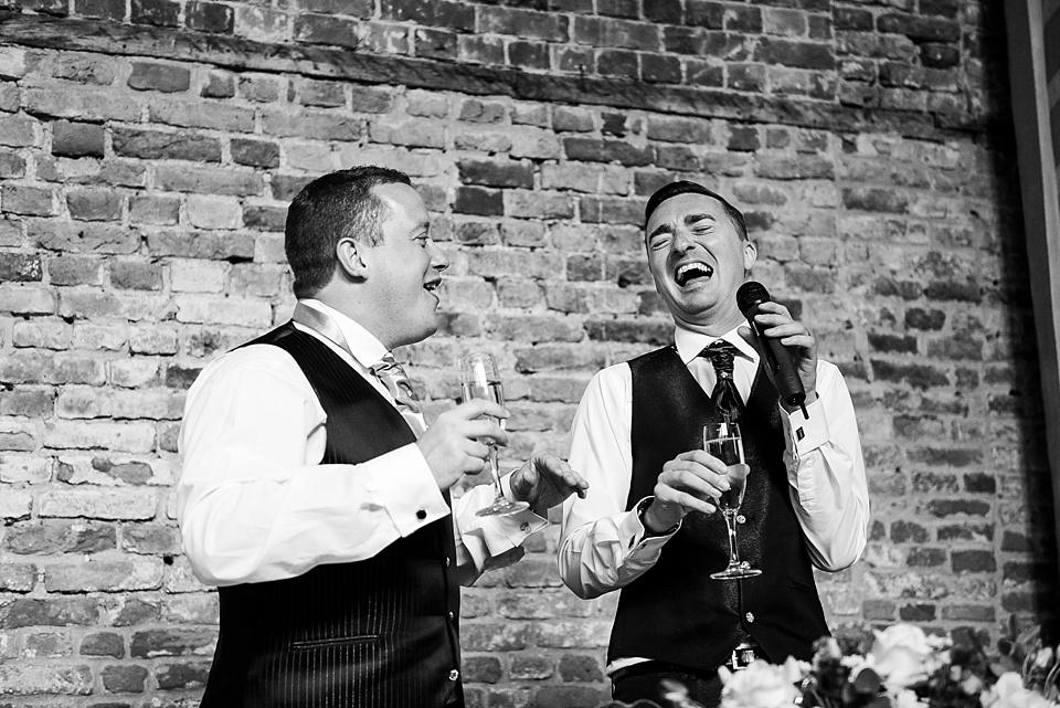 Gay wedding speeches Hatfield House