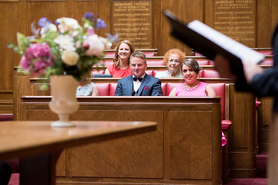 10 Wandsworth Town Hall wedding guests