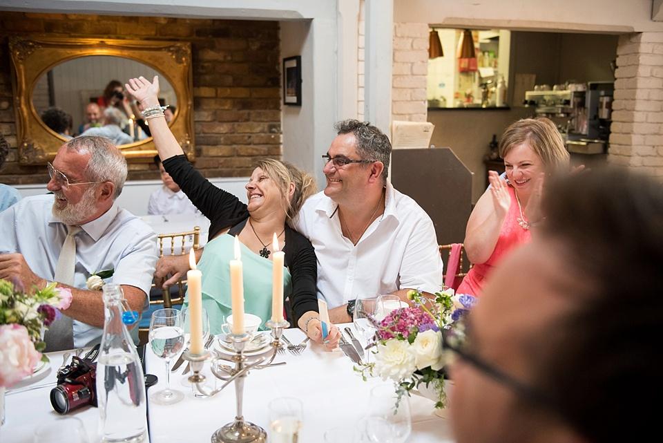 118 Wedding guests London