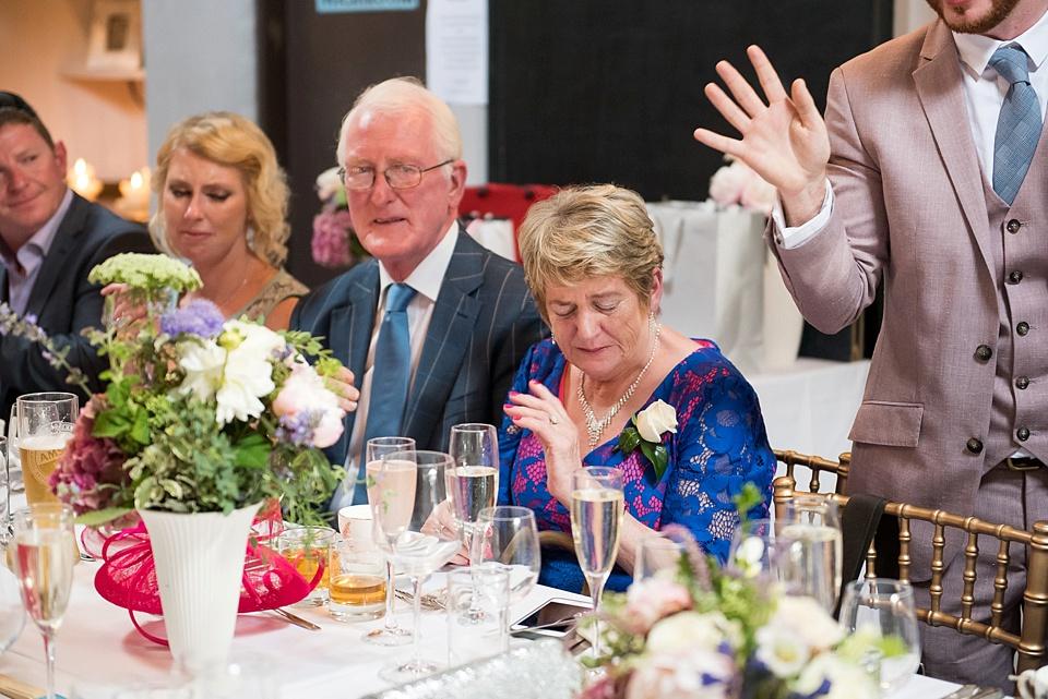 120 Emotional reactions London wedding