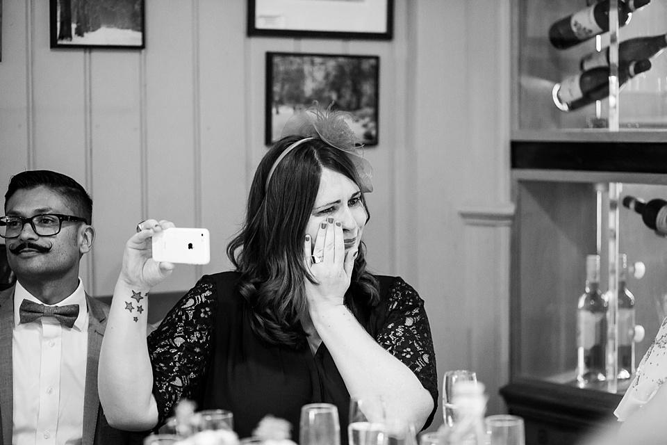 122 Emotional wedding guest London