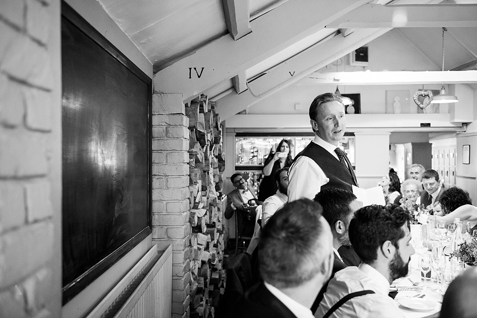125 Best man speeches London wedding