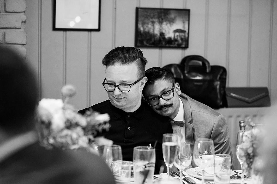 135 Gay couple London wedding