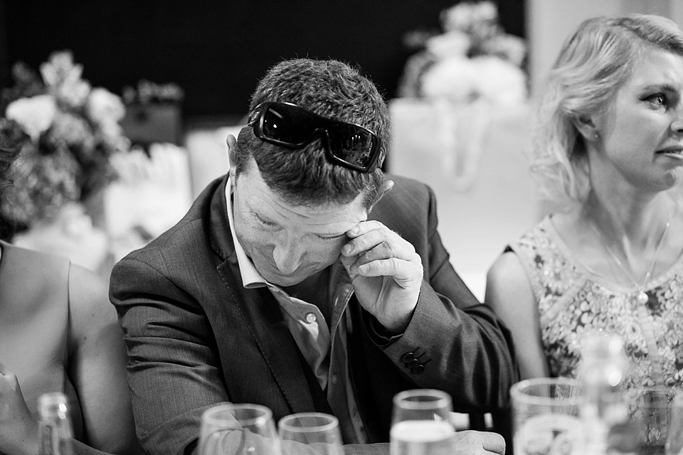 143 Emotional speeches London wedding