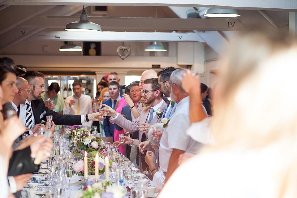 153 London pub wedding reception