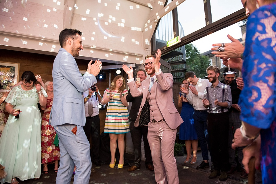 186 First dance same sex wedding London