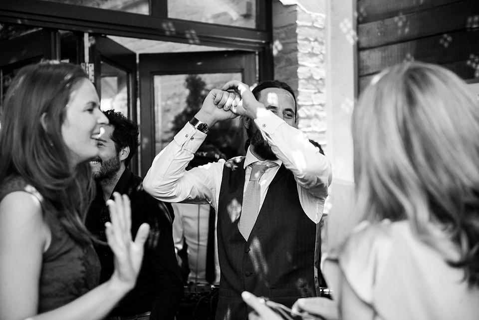 193 Dancefloor London wedding