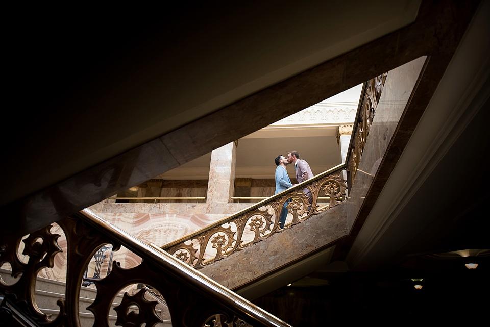 30 Cool angle Wandsworth Town Hall wedding