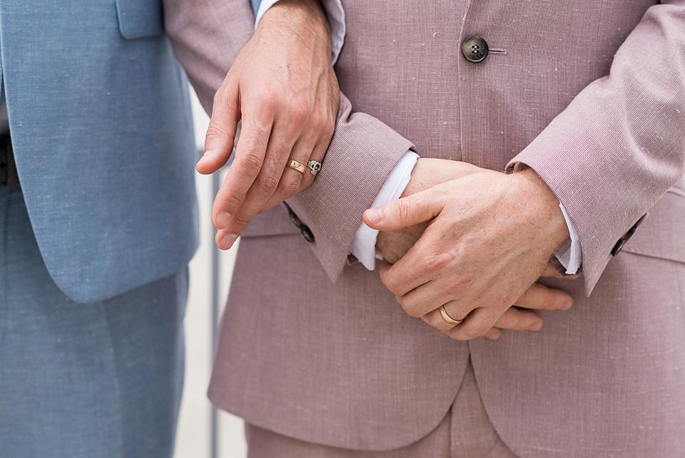 65 Same sex wedding rings