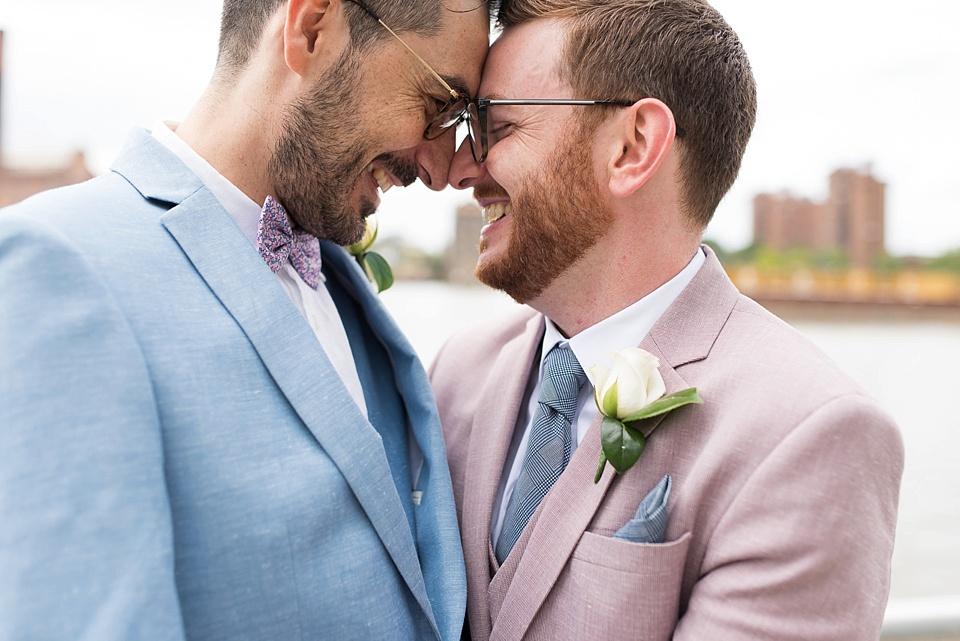 67 Romantic same sex London wedding