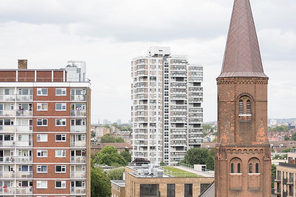 72 Battersea architecture