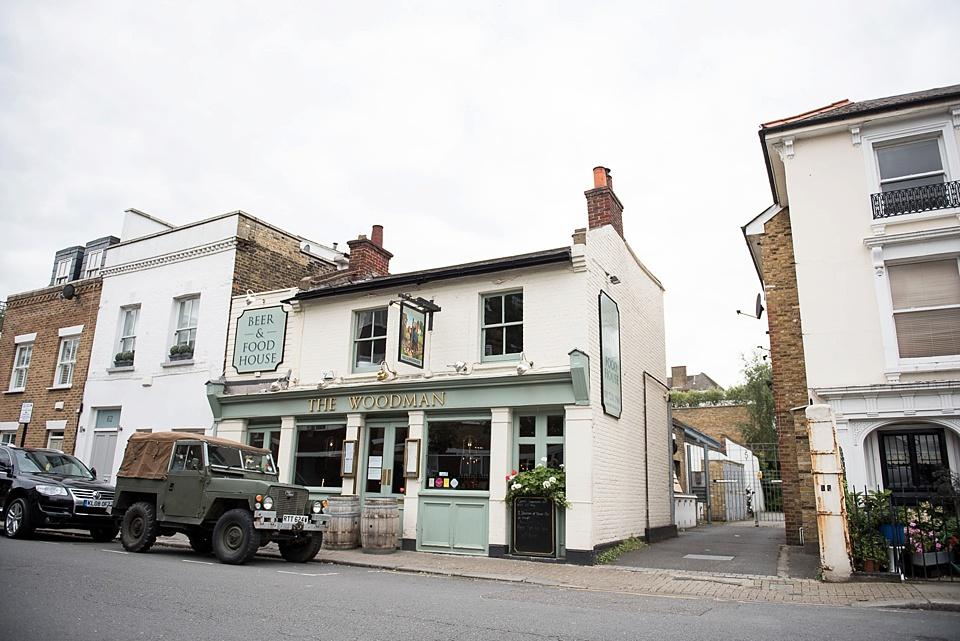 74 The Woodman Battersea pub