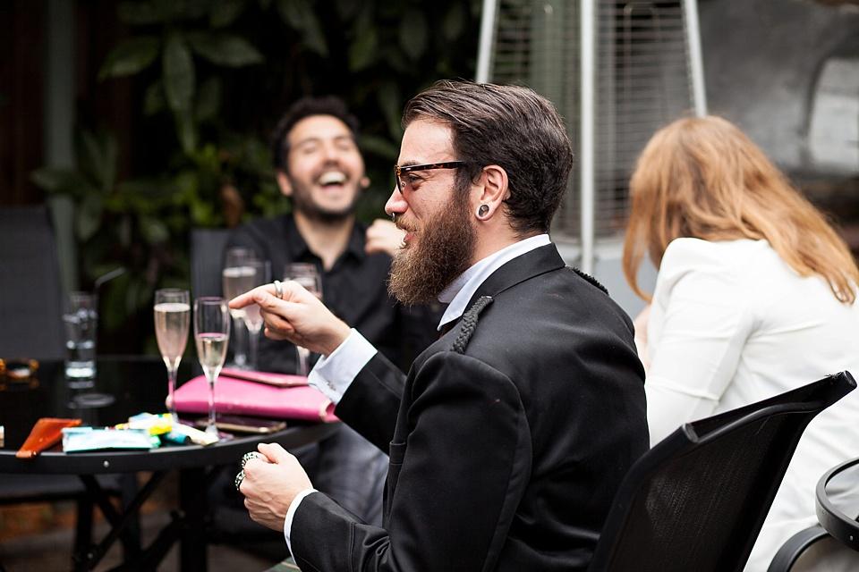 79 Hipster wedding guest London wedding