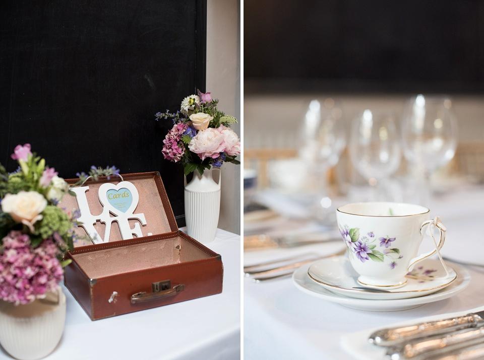 98 Love box peonies wedding