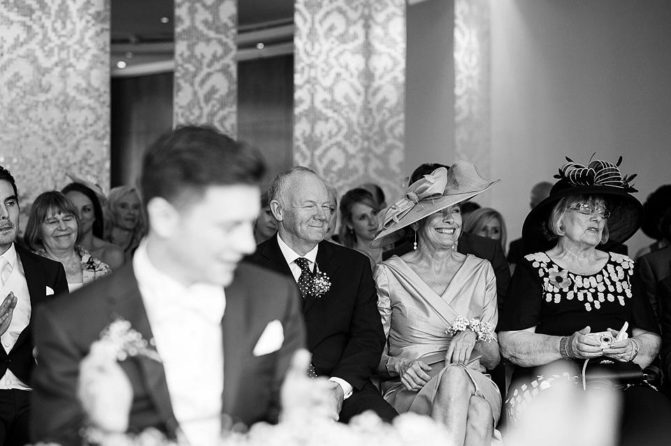 Kensington wedding ceremony