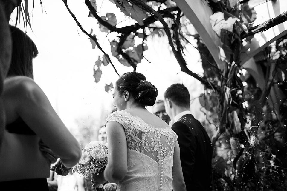 Mirror Mirror lace detail bridal gown