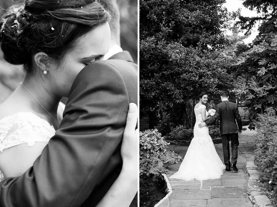 Romantic wedding photographer London