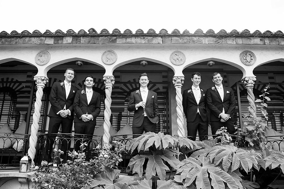 City Chic Wedding At Kensington Roof Gardens