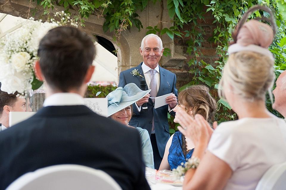 Speeches London wedding