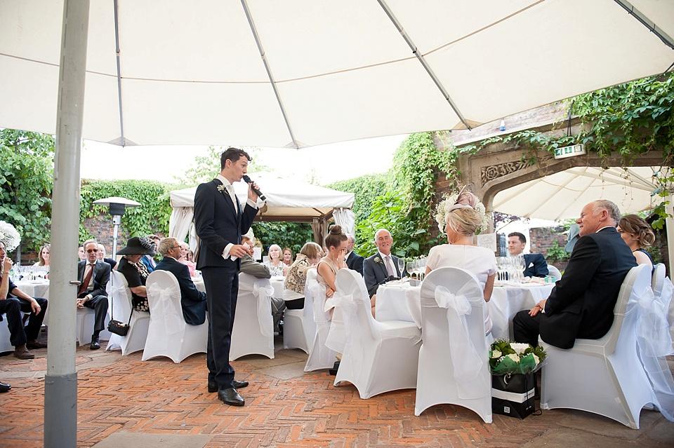 Kensington Roof Gardens wedding