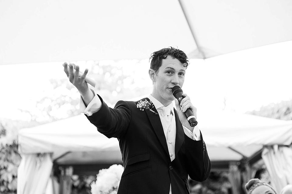 Best man speech Kensington wedding