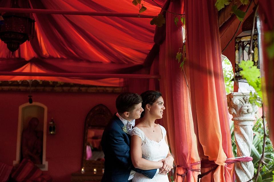 Wedding portrait London