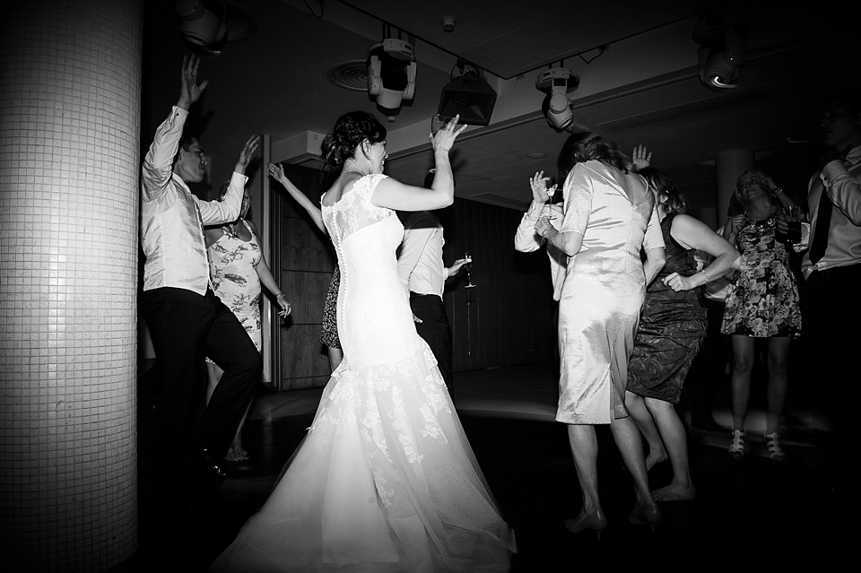 Fun wedding dancing London