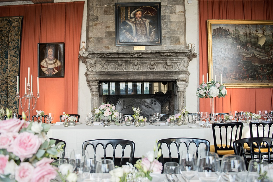 Banqueting Hall Leeds Castle