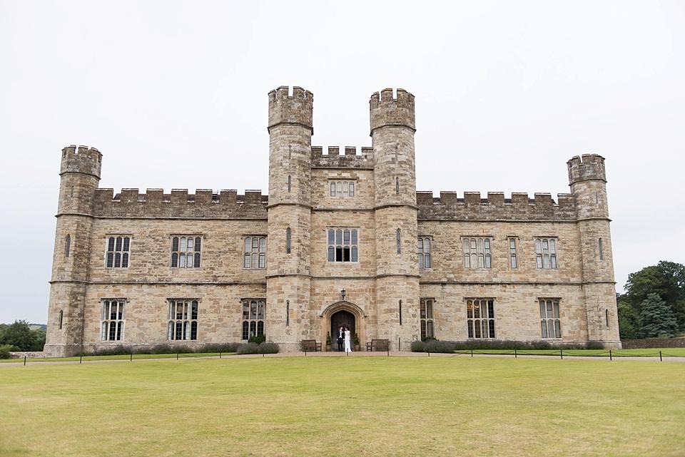 Castle wedding venues England