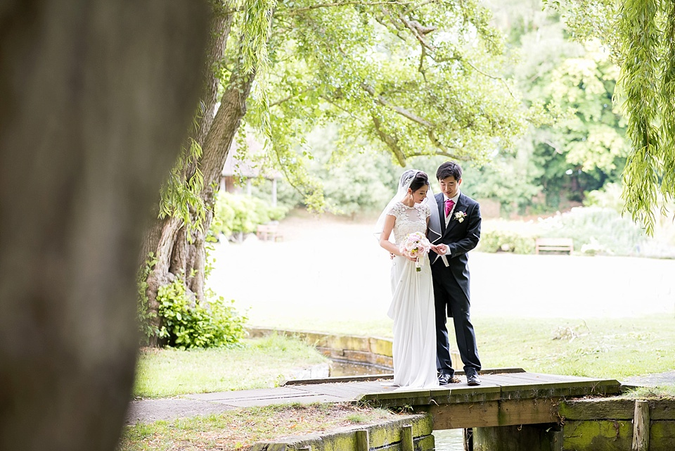 Kent Country Wedding Portrait