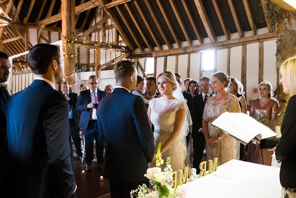 Unobtrusive wedding photography Essex