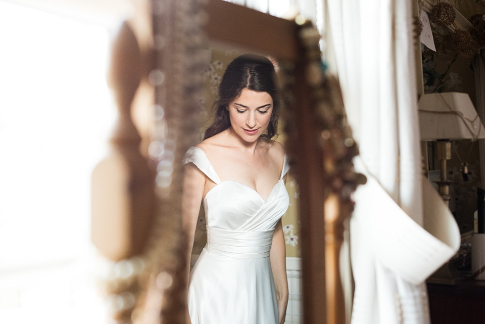 Creative bridal portrait photography pre-wedding Surrey