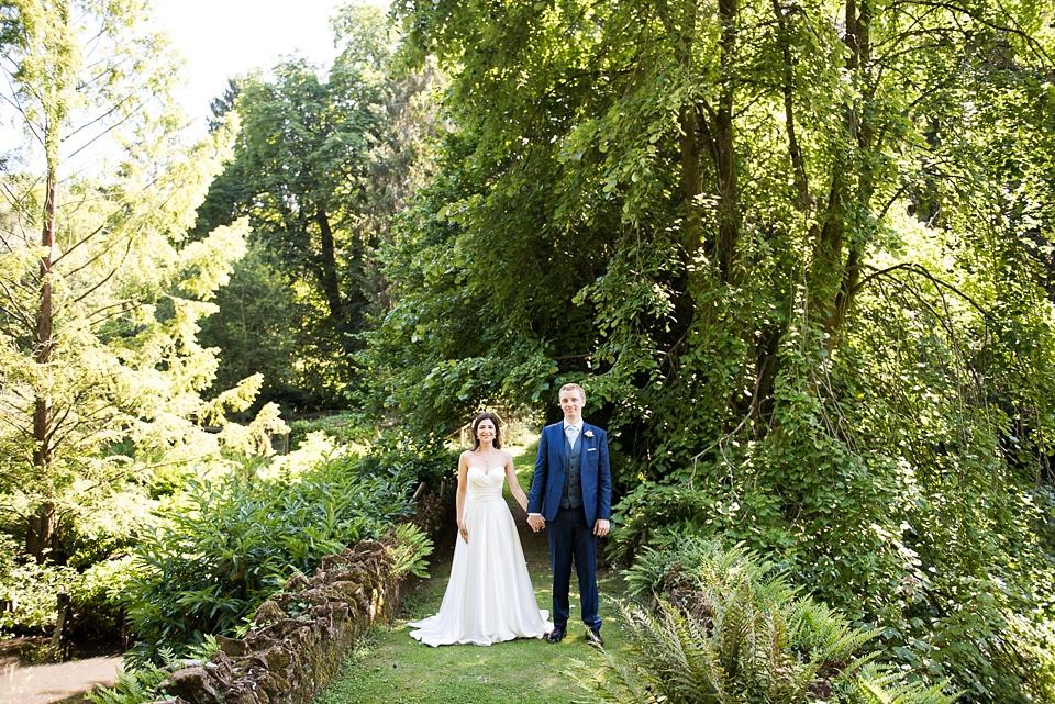Busbridge Lakes wedding photography Surrey