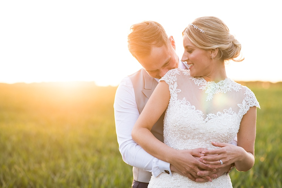 Natural wedding photography with Ronald Joyce bride Essex