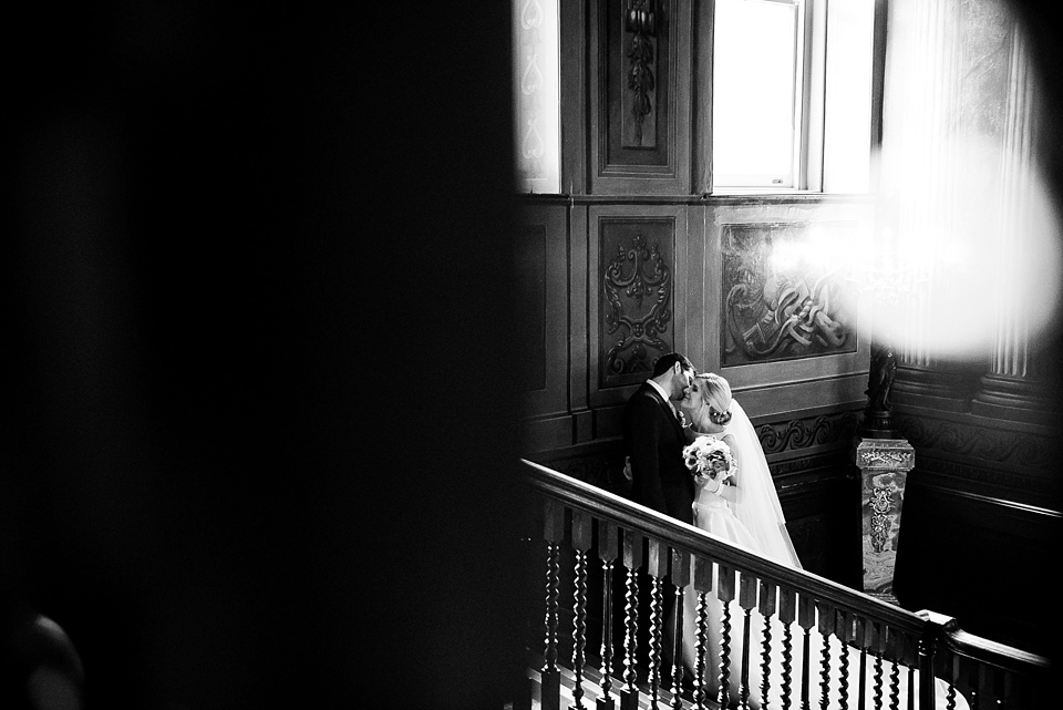 Unobtrusive wedding photography Fetcham Park Surrey wedding