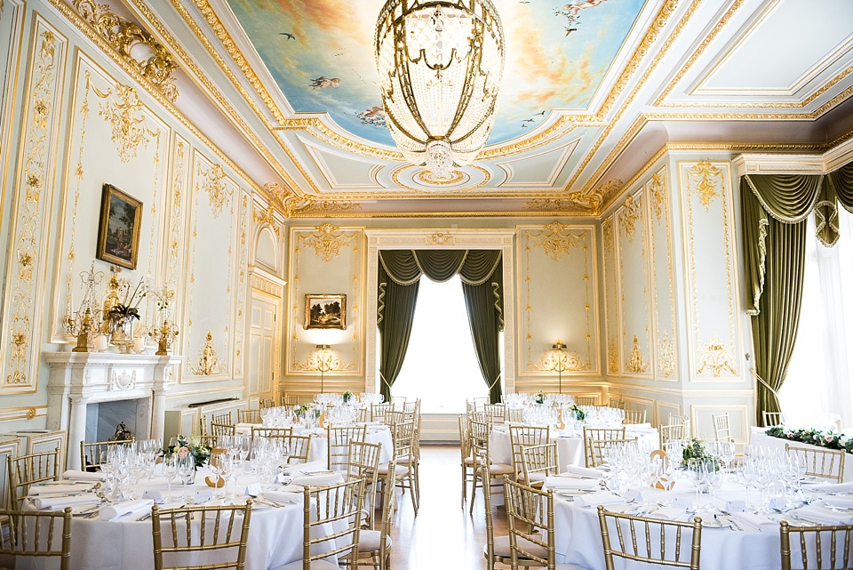 Elegant Fetcham Park wedding venue Surrey