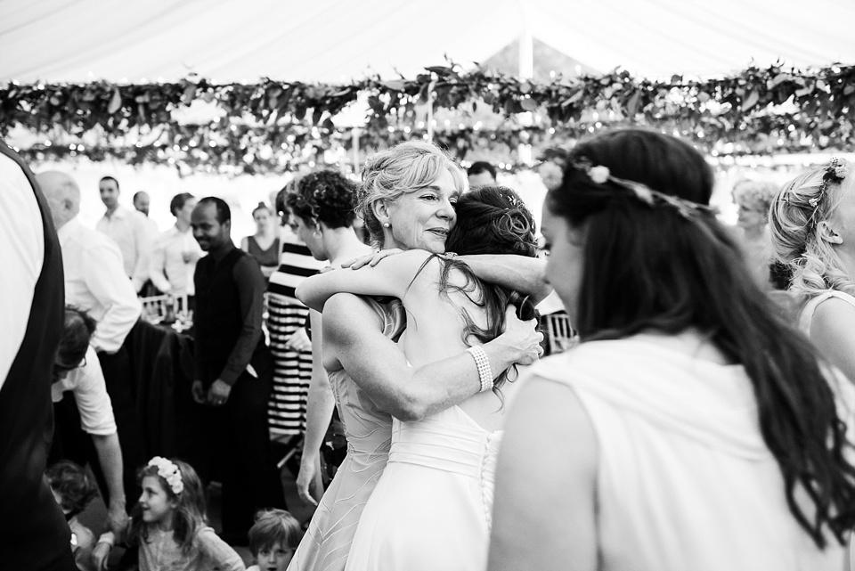 Emotional wedding photography Surrey